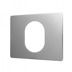Fusion/Versadisc Backing Plate Rectangle Horizontal