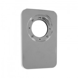 Aria 60mm Outer Faceplate Assembly