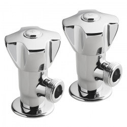 City Washing Machine Taps (Pair)
