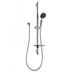 Corto Single Spray Slide Shower