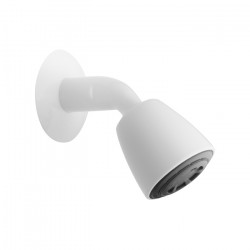 Designer II Shower Head White