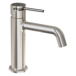 Tate Basin Mixer Brushed Nickel/Brushed Gunmetal