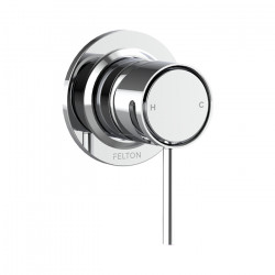 Tate Shower Mixer Chrome