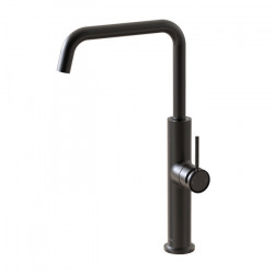 Tate Sink Mixer Matte Black
