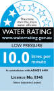 Low Pressure 2 Stars 10 Litres