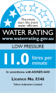 Low Pressure 2 Stars 11 Litres