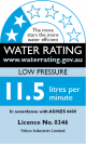 Low Pressure 2 Stars 11.5 Litres