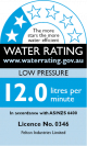 Low Pressure 2 Stars 12 Litres