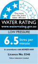 Low Pressure 3 Stars 6.5 Litres