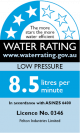 Low Pressure 3 Stars 8.5 Litres