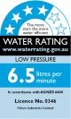 Low Pressure 4 Stars 6.5 Litres