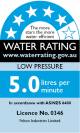Low Pressure 5 Stars 5 Litres