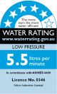 Low Pressure 5 Stars 5.5 Litres