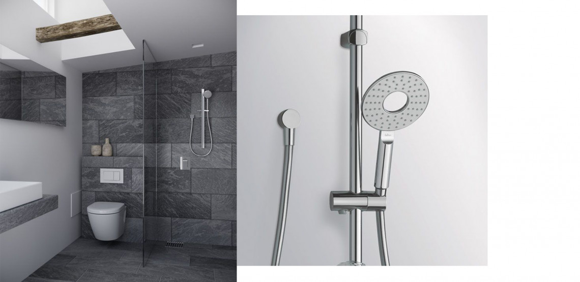 Choosing a slide shower – things to consider