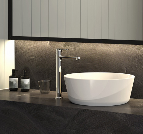Maximising Space in a Small Bathroom with Our Slique Range